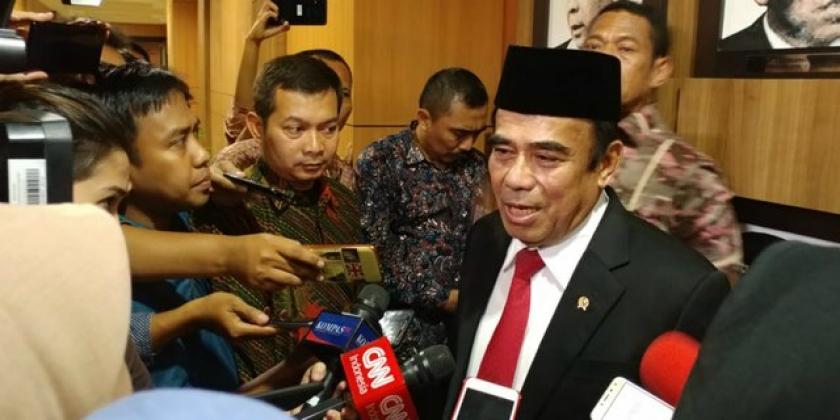 Menteri Agama Fachrul Razi. (Foto: PMJ/ Dok Net)
