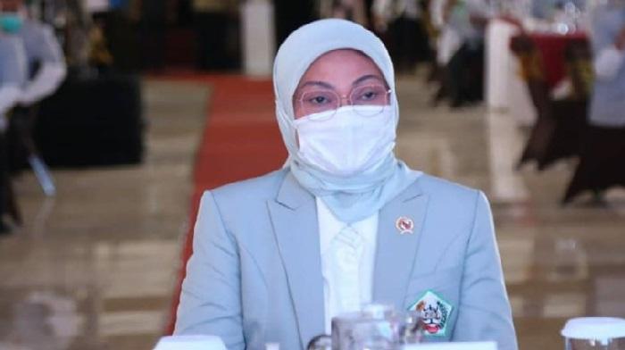 Menteri Ketenagakerjaan, Ida Fauziyah (Foto: PMJ News/Instagram @ idafauziyahnu).
