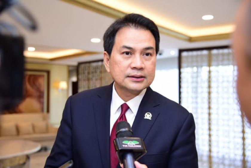 Wakil Ketua DPR RI Azis Syamsuddin. (Foto: DPR)