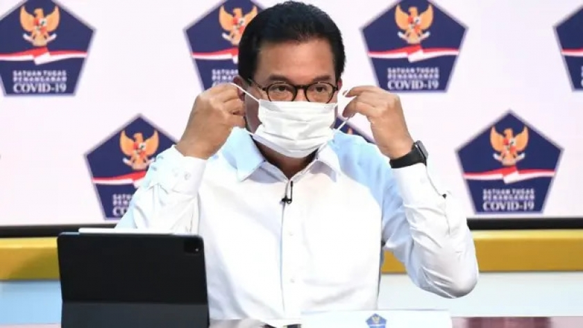 Juru Bicara Satgas Covid-19, Wiku Adisasmito. (Foto: PMJ News/Setpres).