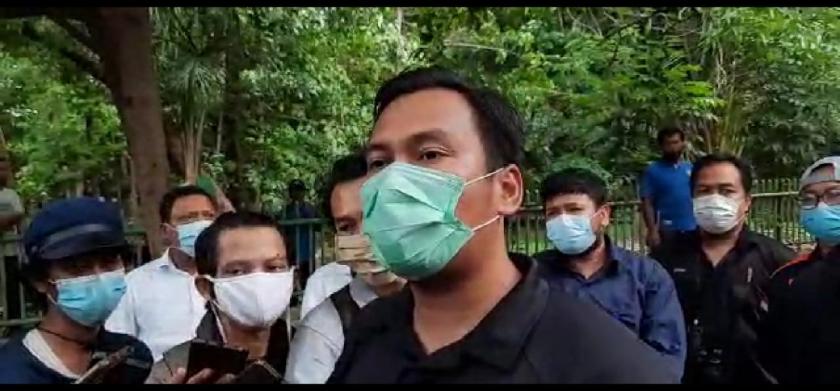Kanit 1 Subdit Resmob Ditreskrimum Polda Metro Jaya, AKP Herman Eko Simbolon. (Foto: PMJ News/ Fajar)