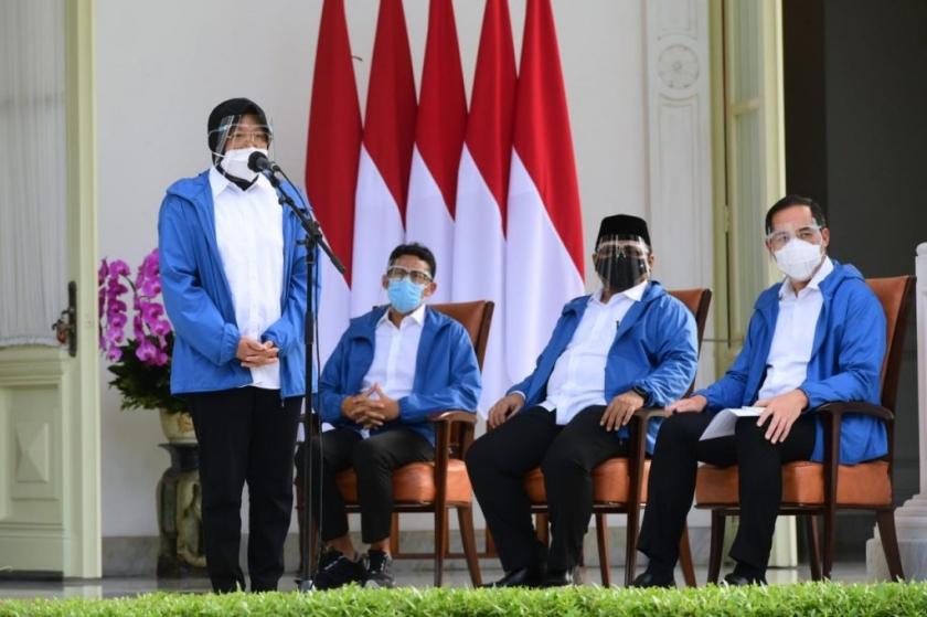 Menteri Sosial Tri Rismaharini. (Foto: Dok Net)
