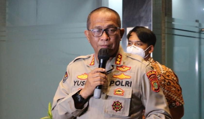 Kabid Humas Polda Metro Jaya, Kombes Pol Yusri Yunus. (Foto: PMJ News/Fajar)