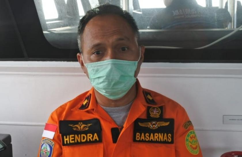 Kepala Kantor SAR Jakarta, Hendra Sudirman. (Foto: PMJ News/Fajar).