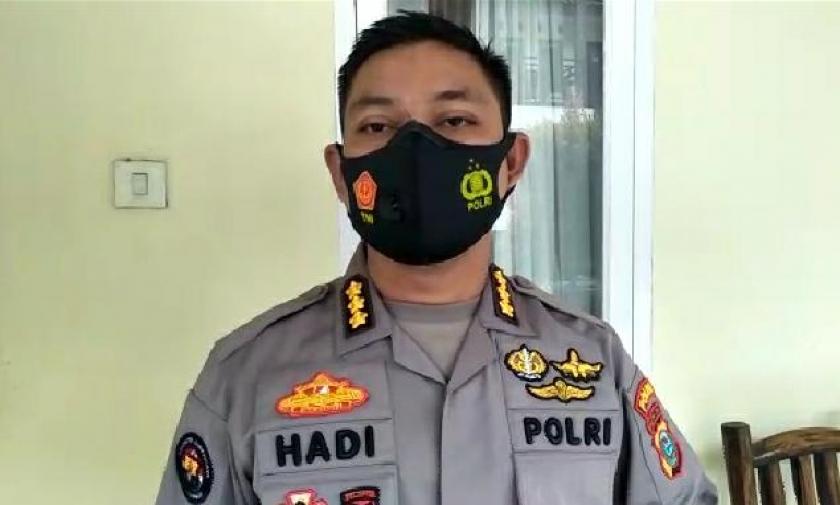 Kabid Humas Polda Sumut Kombes Pol Hadi Wahyudi. (Foto: Dok Net)