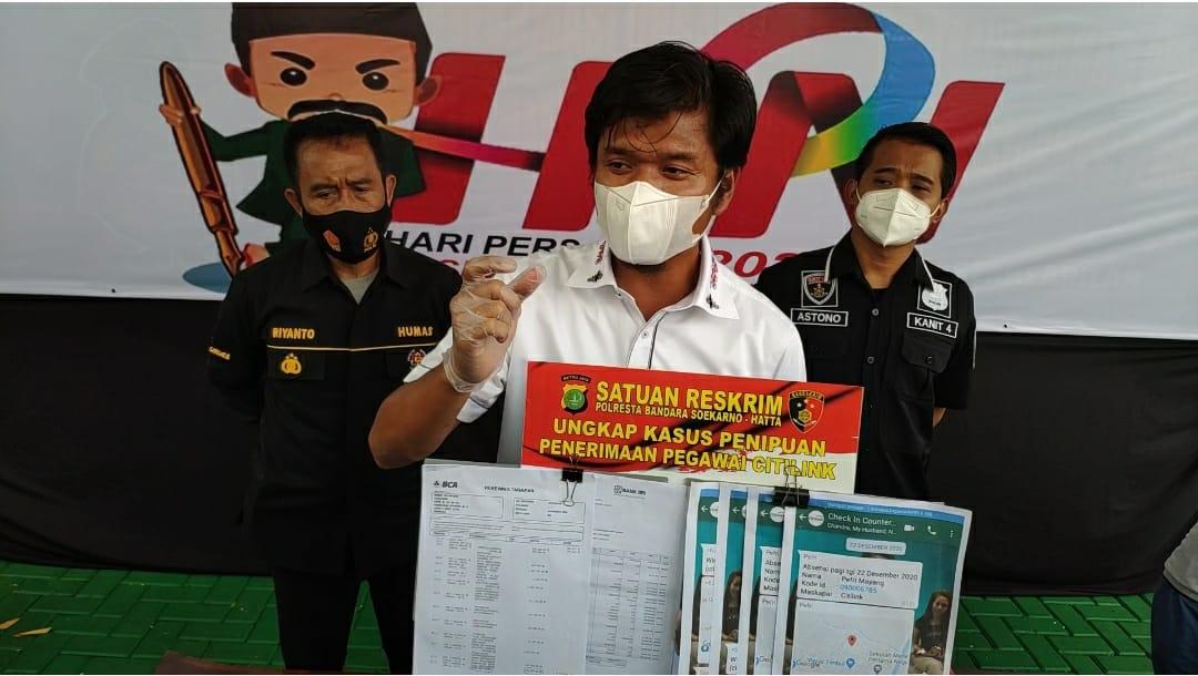 Kasat Reskrim Bandara Soekarno Hatta, Kompol Alexander Yurikho. (Foto: PMJ News)