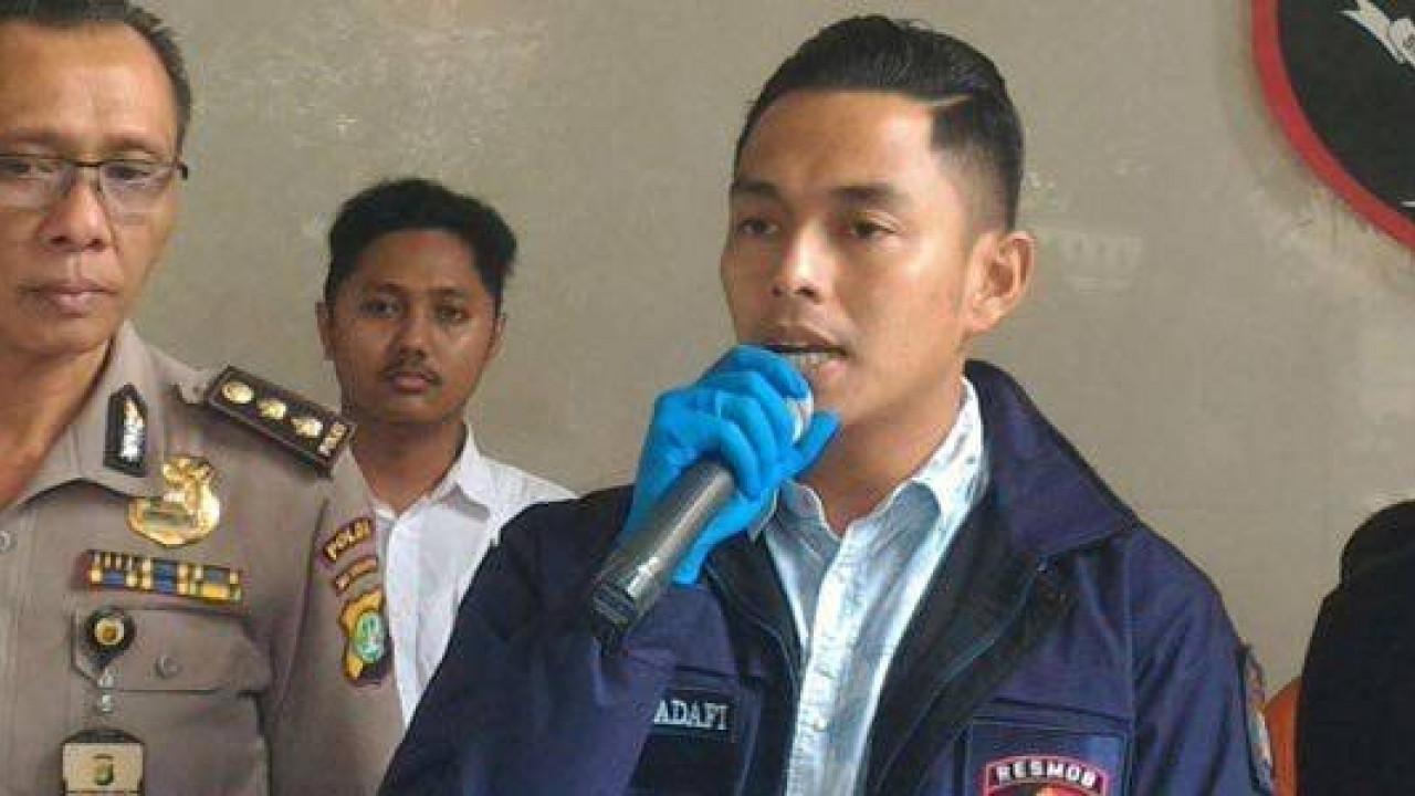 Kasat Reskrim Polres Jakarta Barat AKBP Teuku Arsya. (Foto: Dok PMJ News)