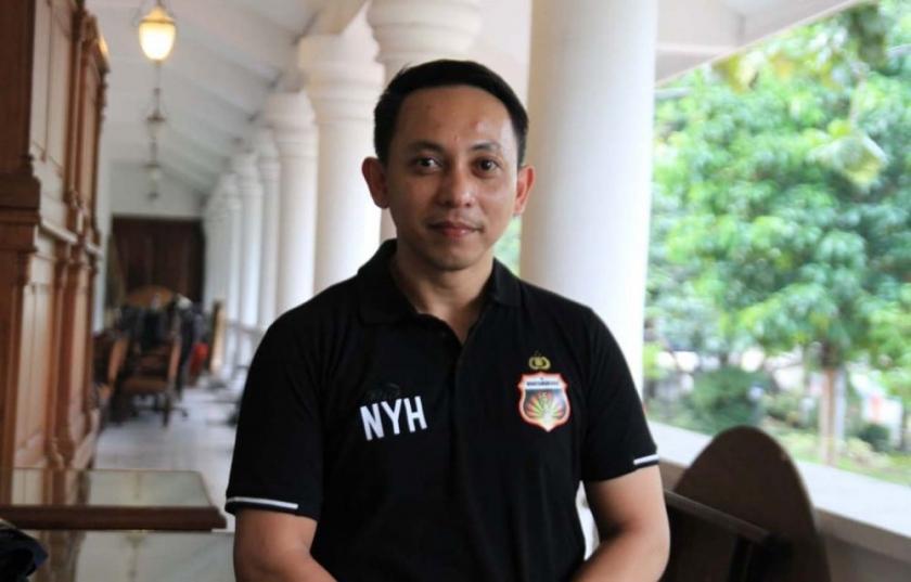 Manajer Bhayangkara, I Nyoman Yogi Hermawan. (Foto: Dok Net)