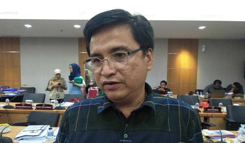 Direktur Utama Perumda Pembangunan Sarana Jaya, Yoory C Pinontoan. (Foto: PMJ News/Dok Net).