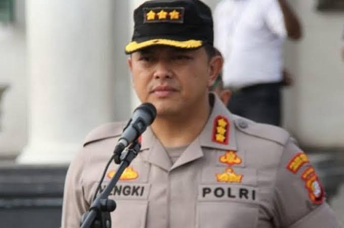 Kapolres Jakpus Kombes Pol Hengki Haryadi. (Foto: PMJ News).