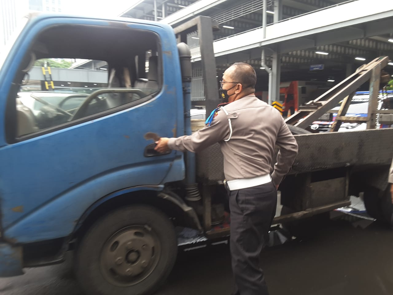 Dirlantas Polda Metro Jaya, Kombes Pol Sambodo Purnomo Yogo. (Foto: PMJ News)