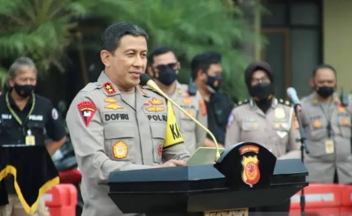 Kapolda Jawa Barat Irjen Pol Ahmad Dofiri. (Foto: Dok Net/ Istimewa)
