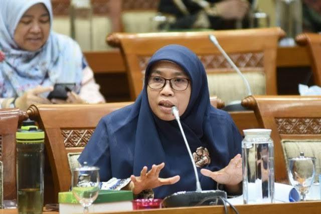 Anggota Komisi IX DPR RI Netty Prasetiyani. (Foto: DPR)