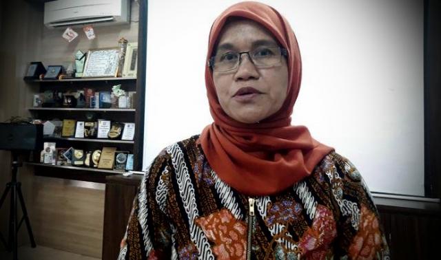 Komisioner Komnas Perempuan Siti Aminah. (Foto: Dok Net)