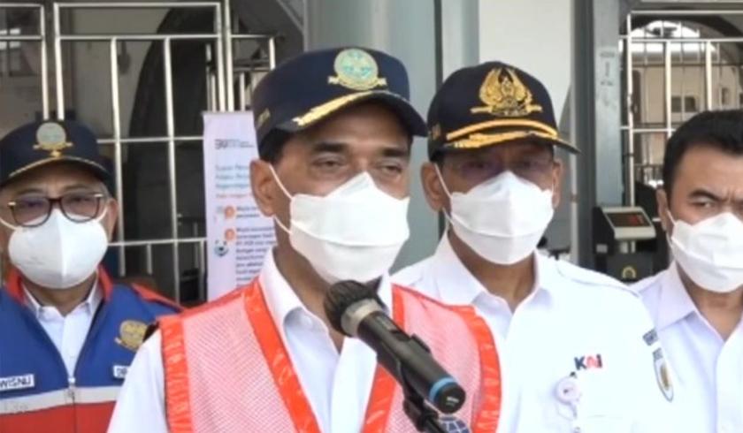 Menteri Perhubungan, Budi Karya Sumadi. (Foto: PMJ News/Dok Net).