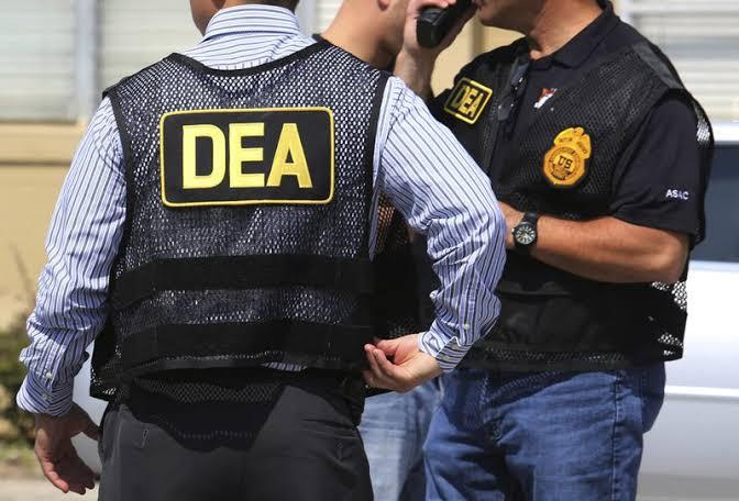 Anggota Drug Enforcement Administration