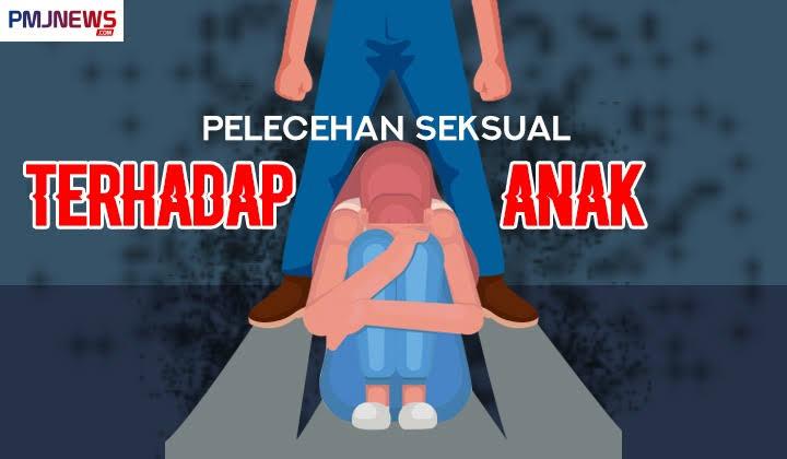 Pelecehan seksual terhadap anak. (Foto: Ilustrasi/ PMJ News)