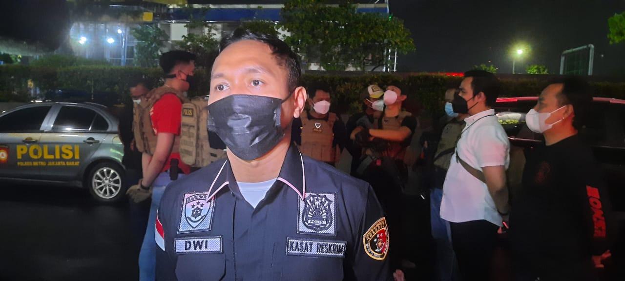 Kasat Reskrim Polres Metro Jakarta Barat, Kompol Joko Dwi Harsono. (Foto: PMJ News)