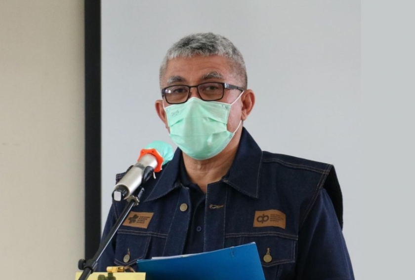 Sekretaris Jenderal Kementerian Kesehatan, Oscar Primadi. (Foto: PMJ News/Instagram @oprimadi).