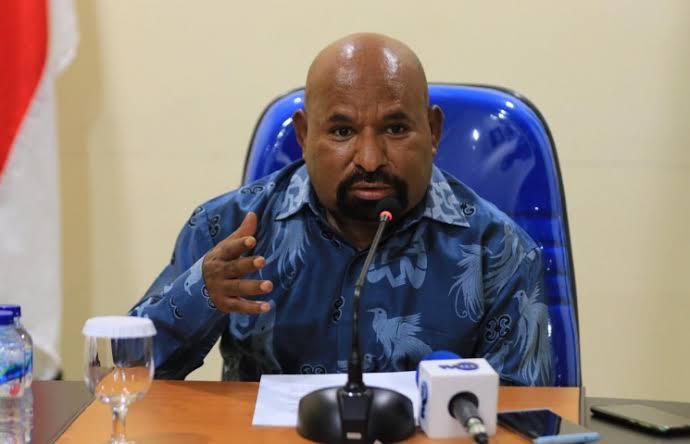 Gubernur Papua Lukas Enembe. (Foto: Dok Net)
