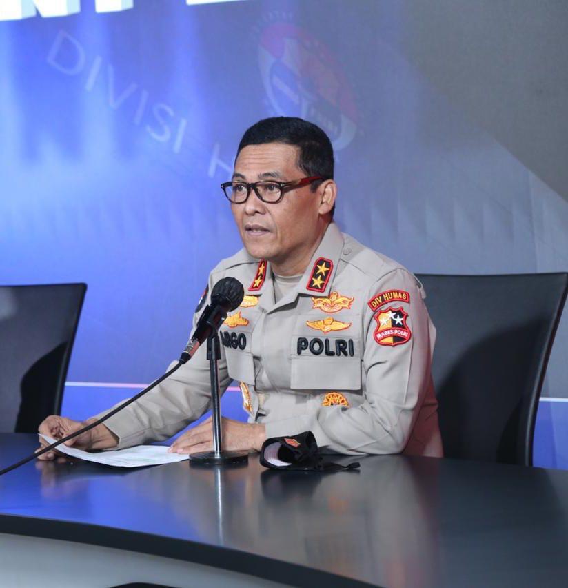Kadiv Humas Irjen Pol Argo Yuwono. (Foto: PMJ News)