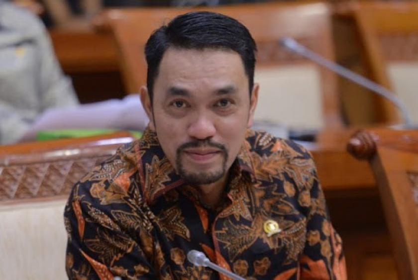 Wakil Ketua Komisi III DPR RI, Ahmad Sahroni. (Foto: PMJ News/Dok net)