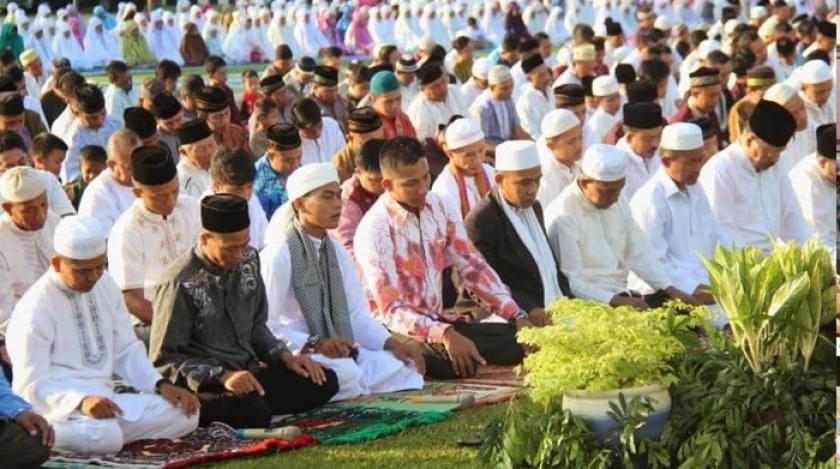 Pemerintah minta warga di wilayah PPKM tak menggelar shalat Idul Adha di masjid atau lapangan. (Foto: PMJ News/Dok Net).