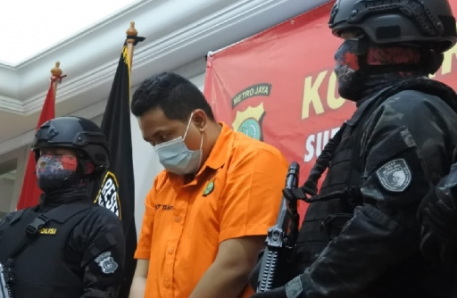 Polisi Selidiki Kepemilikan Senjata Polisi Gadungan yang ...
